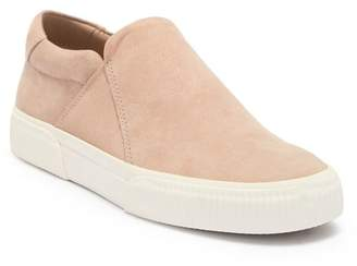 Vince Knox Leather Slip-On Sneaker