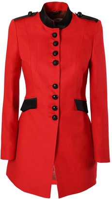 The Extreme Collection Red Blazer Camille