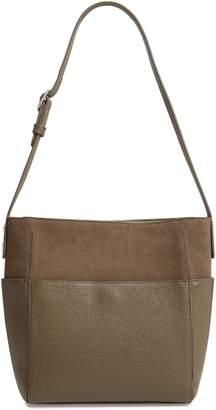 Treasure & Bond Campbell Leather & Suede Bucket Bag