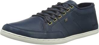 Boxfresh Freshbox Sparko ICN LEA Men's genuine leather sneaker blue E-14730, Size:46
