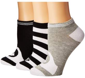 Roxy Ankle Socks Women's Low Cut Socks Shoes