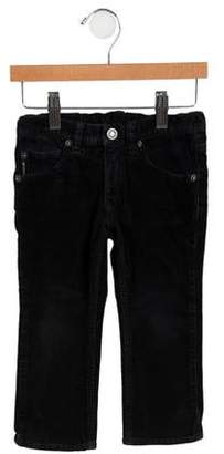 Armani Junior Boys' Corduroy Five Pocket Pants
