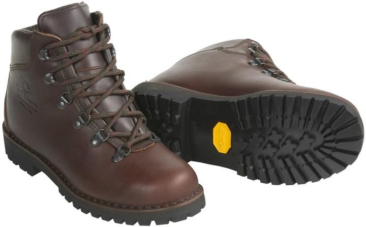 Italian Hiking Boots - ShopStyle Australia