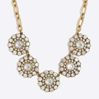 J.Crew Factory Layered circle necklace