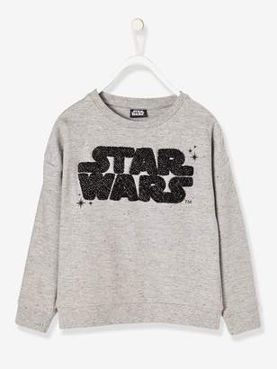 Vertbaudet Girls' Star Wars Sweatshirt
