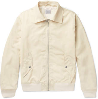 Our Legacy Tech Half Faille Blouson Jacket