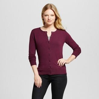 Women's Favorite Cardigan Long Sleeve - Merona $22.99 thestylecure.com