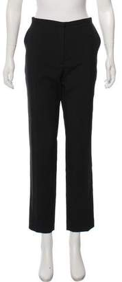 Nina Ricci Straight-Leg Wool Pants