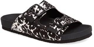 Steve Madden 'Boundree' Calf Hair Sandal