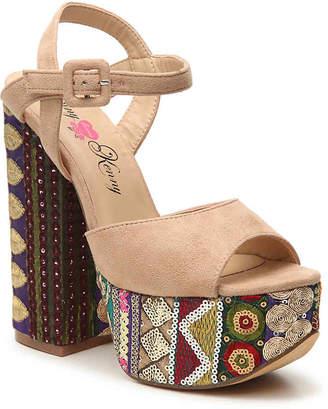 Penny Loves Kenny Skip Platform Sandal - Women's