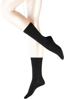 Falke Women's Soft Merino Wool-Cotton Socks