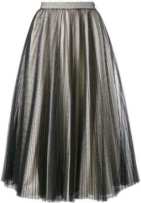 Philosophy di Lorenzo Serafini tulle layer skirt