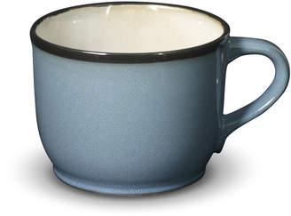 Mikasa Gourmet Basics Blue Jumbo Soup Mug