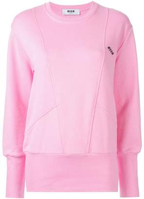 983be2a52df9a9 Womens Longline Sweatshirt - ShopStyle UK