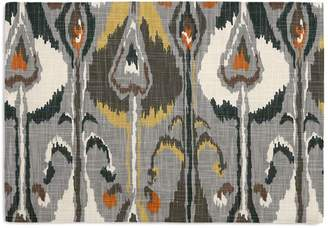 Loom Decor Placemats, Set of 4 Tribe - Greystone