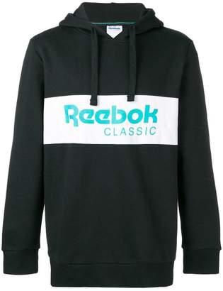 Reebok loose fitted hoodie