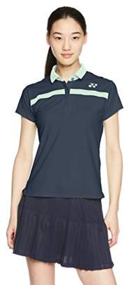 Yonex (ヨネックス) - (ヨネックス)YONEX テニスウェア ポロシャツ 20399 [レディース] 20399 075 チャコール (075) XO