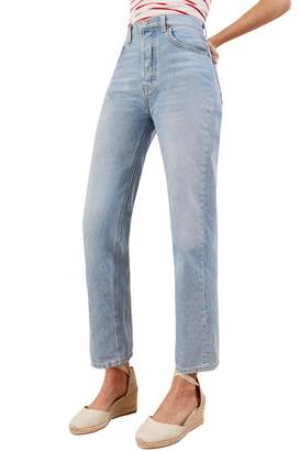 Reformation Cynthia High Waist Relaxed Jeans
