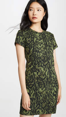 Pam & Gela Ocelot T-Shirt Dress