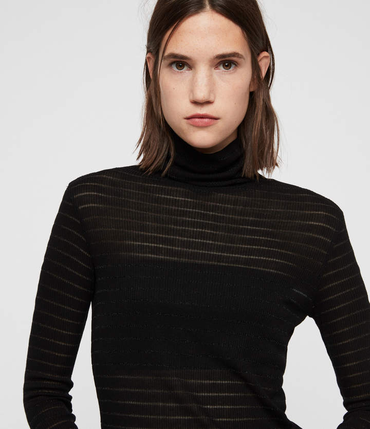 Esme Zandy Roll Neck Top