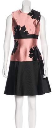 Alexander McQueen Silk Cocktail Dress w/ Tags