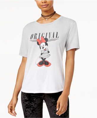 Disney Juniors' Minnie Mouse Original Graphic T-Shirt $24 thestylecure.com