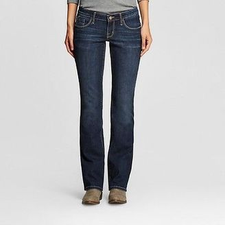 Low Rise Bootcut Jeans - Mossimo $27.99 thestylecure.com
