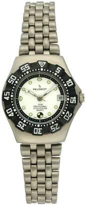 Peugeot 181WT Women's Silver-tone Sport Bezel Watch