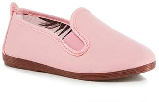 Flossy Girls' Pink 'Pamplona' Slip-On Shoes