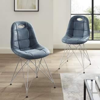 Orren Ellis Conwell Upholstered Side Chair Upholstery