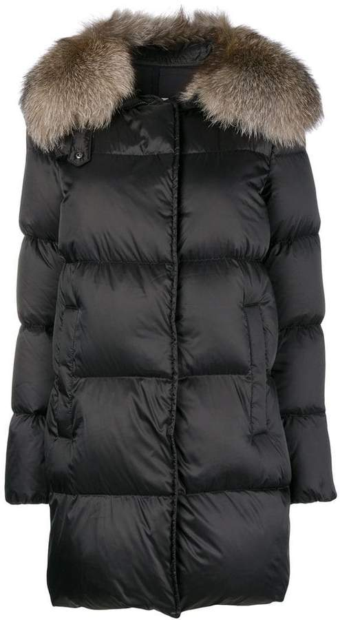 Moncler padded raincoat