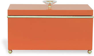 "Port 68 15"" Naples Box - Orange/Gold"
