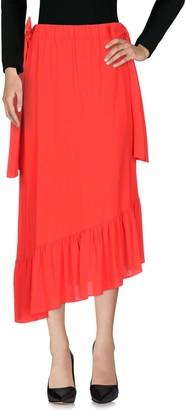 Jucca 3/4 length skirts - Item 35342978