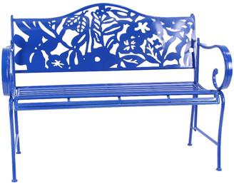 Uma Enterprises Iron Bench