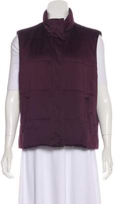 Max Mara Weekend Quilted Puffer Vest