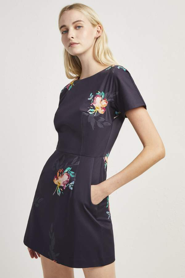 Delphine Stretch Dress