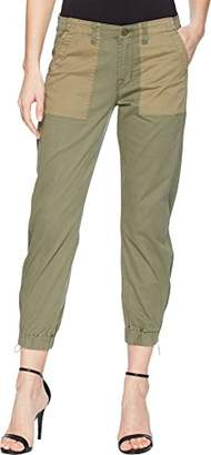 Hudson Jeans Women's Jaclyn Flight Pant