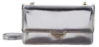 LK Bennett Metallic Crossbody Bag