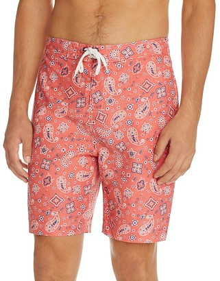 Trunks Indian Paisley Swami Swim Trunks $54 thestylecure.com