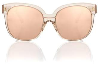 Linda Farrow Oversized square sunglasses