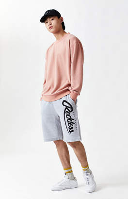 Young & Reckless Drawstring Sweat Shorts