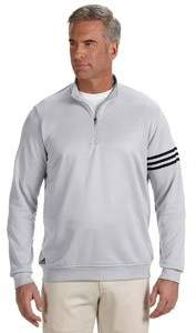 adidas Men's ClimaLite 3 Stripes Pullover