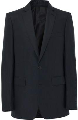 Burberry classic fit tailored jacket
