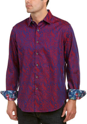 Robert Graham Classic Fit Abalone Way Woven Shirt