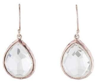 Ippolita Quartz Teardrop Earrings