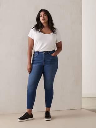 Skinny Medium Wash Jean - Addition Elle