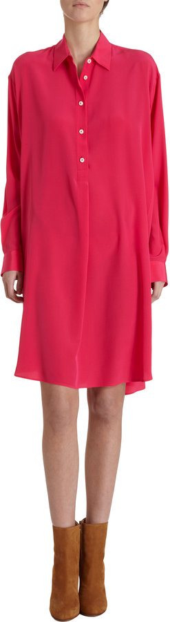 Maison Martin Margiela Oversized Shirt Dress