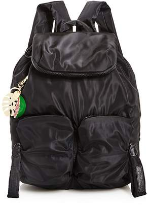See by Chloé Joyrider Nylon Backpack $275 thestylecure.com