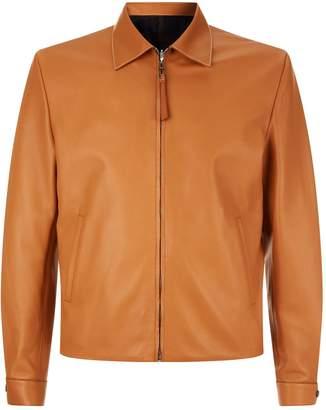 Loewe Reversible Leather Jacket