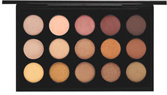 M·A·C M.A.C Eye Shadow x 15 Warm Neutral